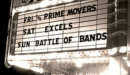Prime Movers Blues Band w/ Iggy Pop